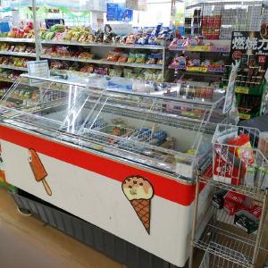 アクリル製<br>冷蔵ケースカバーの写真